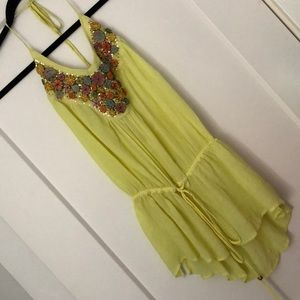Milly Cabana Beach / Bathing Suit Cover-up Dress